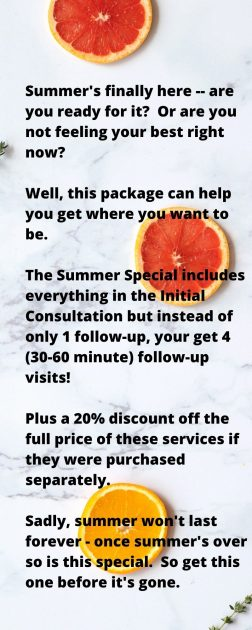 summer special package